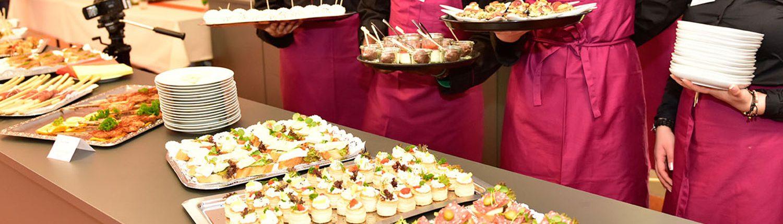juniver-Bereich Event und Gastronomie – Bestandteile des Eventmanagements